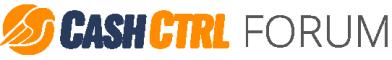 CashCtrl Forum